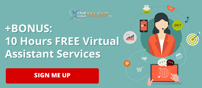+BONUS: 10 Hours FREE Virtual Assistant Services