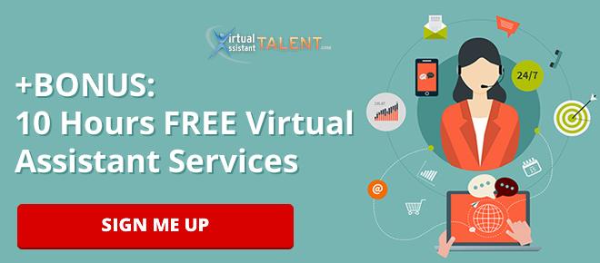 +BONUS: 10 Hours FREE Virtual Assistant Services